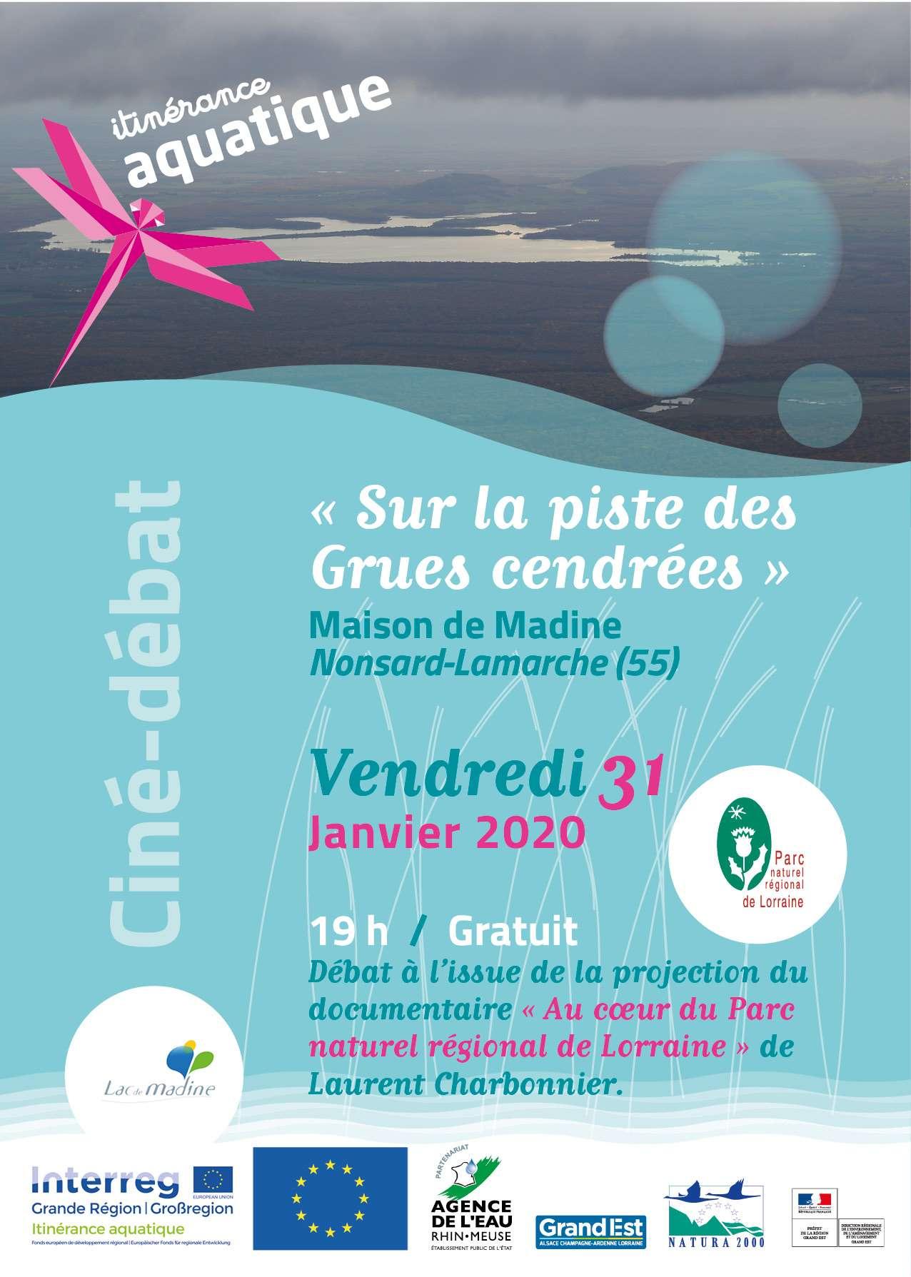 Journée Mondiale des Zones Humides au lac de Madine