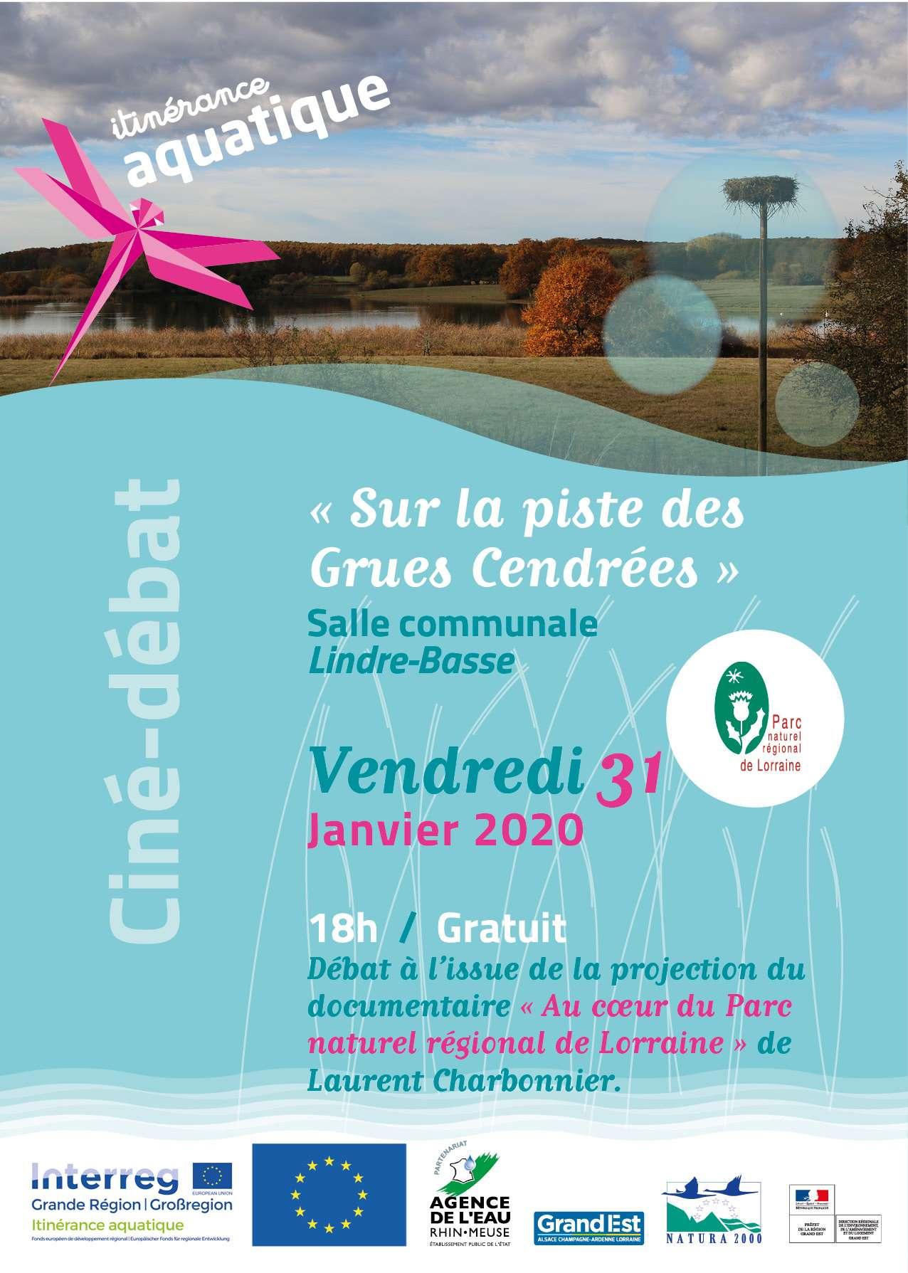 Journée Mondiale des Zones Humides à Lindre-Basse