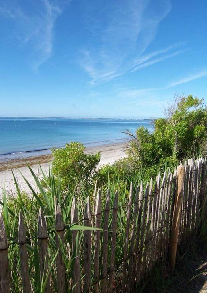 "AGENCE DES DRUIDES - Ref C25017  - ""Résidence James Miln"" - CARNAC - ""Morbihan Bretagne Sud"""