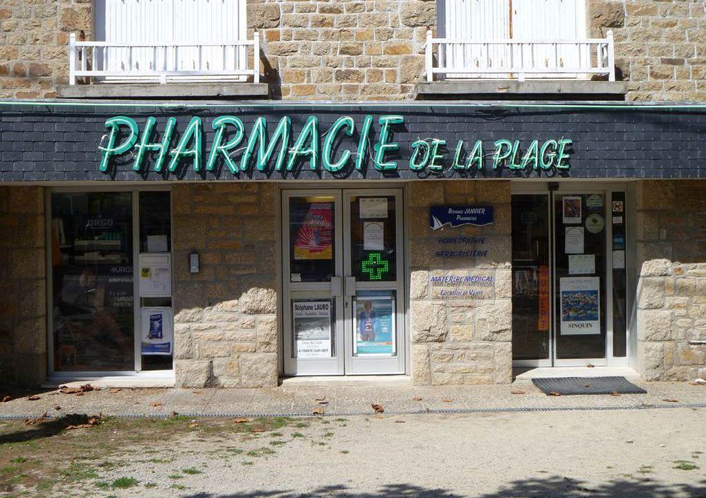 PHARMACIE - Pharmacie de la plage