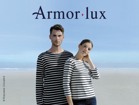 Zoom sur Armor Lux