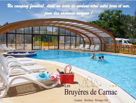 Zoom sur Camping Les Bruyères