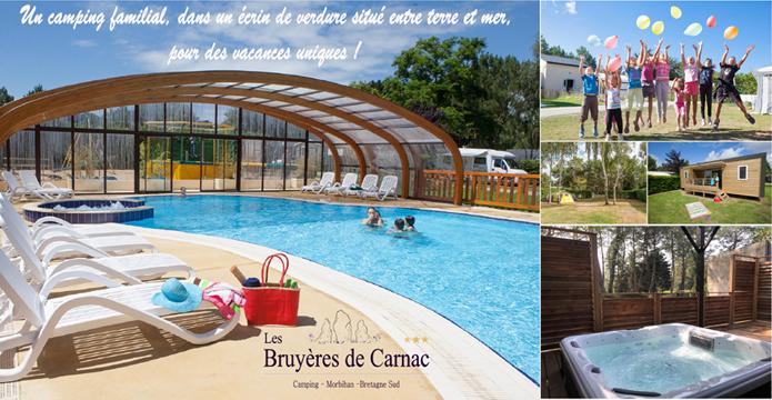 Camping Les Bruyères