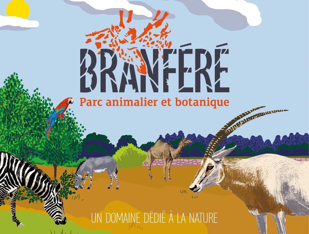 Zoom sur Branféré