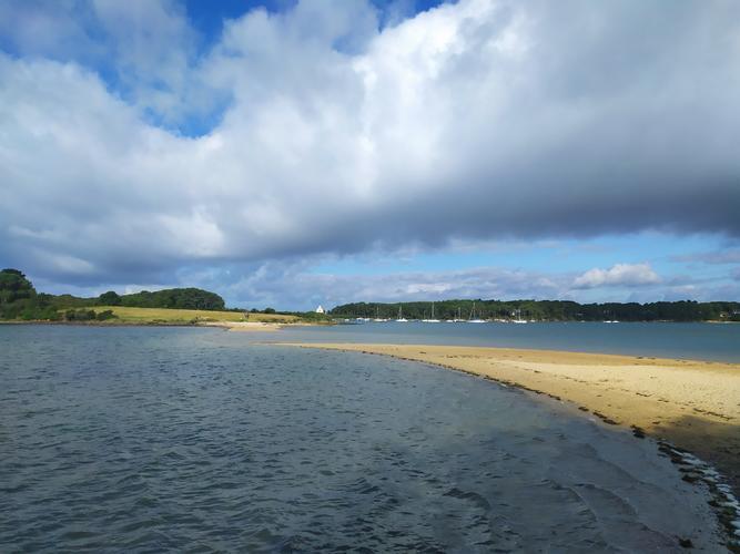 2_balade découverte Pointe de Toulvern 7 îles