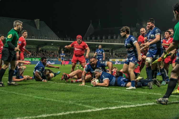 1_Match de rugby RC Vannes