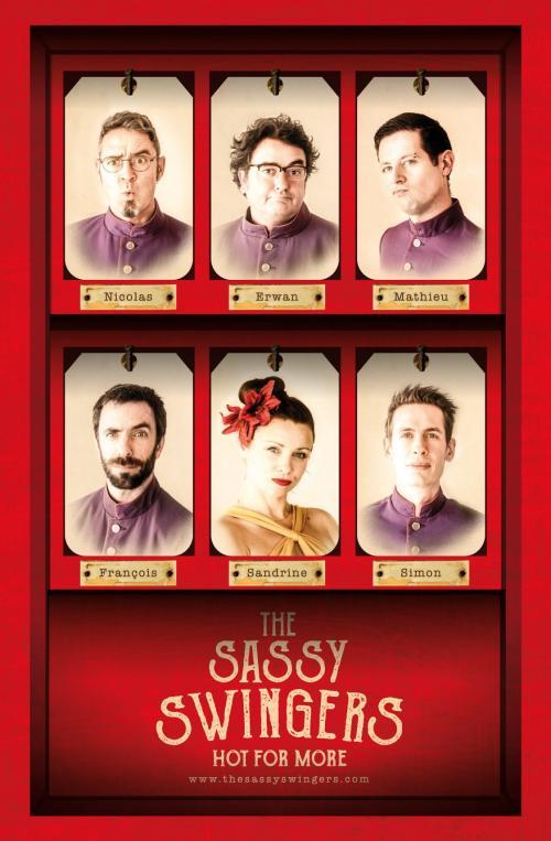 Concert The Sassy Swingers