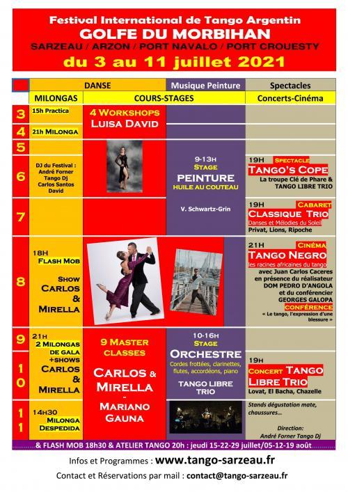 Festival Tango Argentin