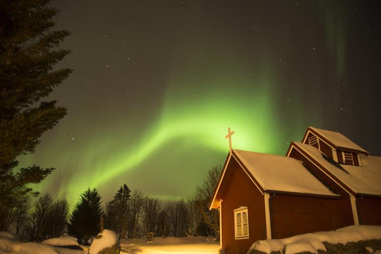1_documentaire Norvège Abbaye