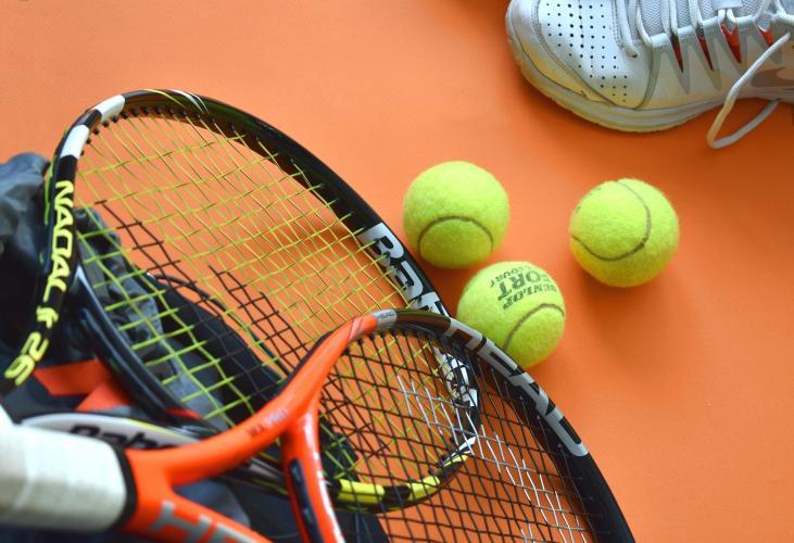 1_ Stage de tennis