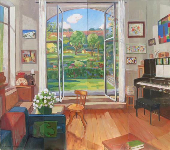 1_Exposition dessine ta fenêtre Vannes