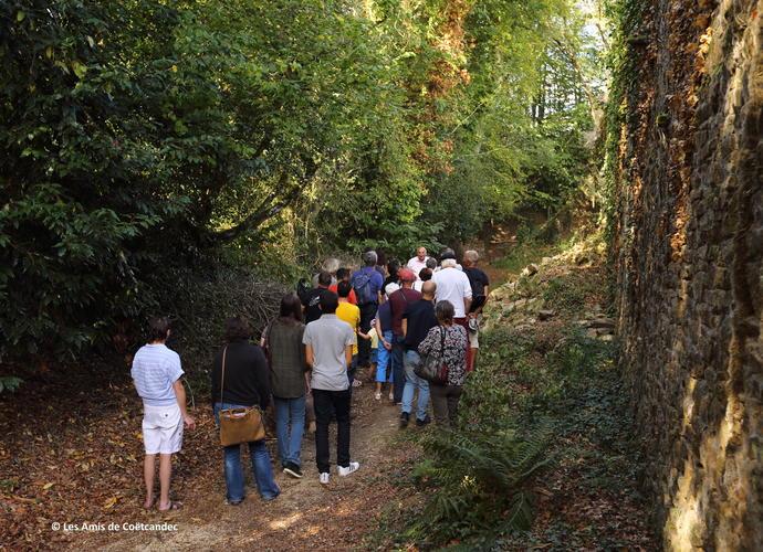3_randonnée pédestre autour de Coëtcandec