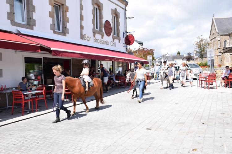 1_Balade à poney Arradon