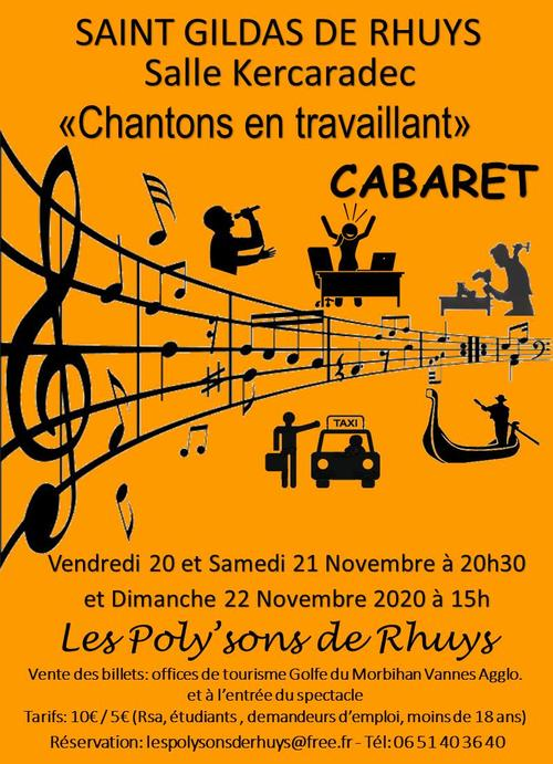 1_Affiche Cabaret Poly'sons