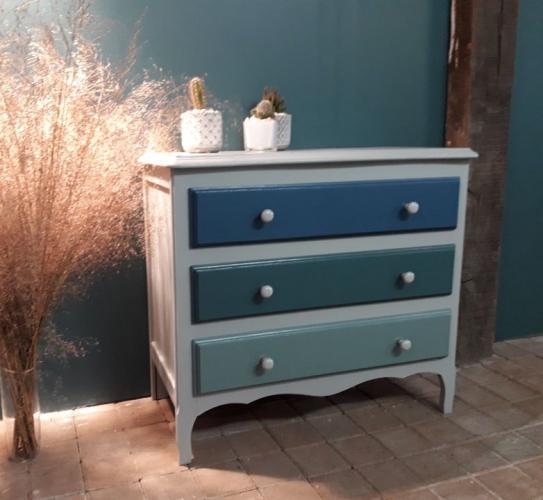 Relooking de meubles à La pépiterre
