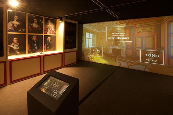 1_Exposition Portraits de Chateaux vannes