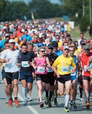 1_Semi marathon Auray Vannes