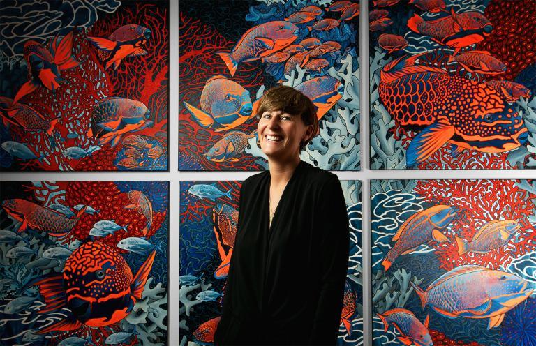 1_Exposition peinture animalière Caroline Basuyau