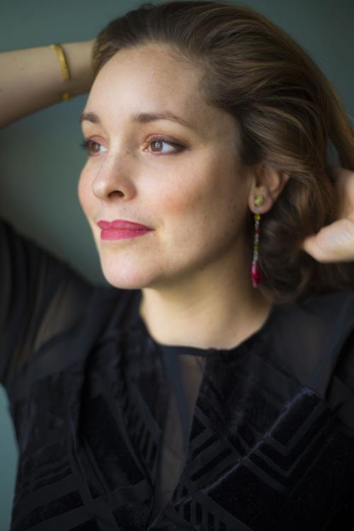 Clara Bello, à Arzon