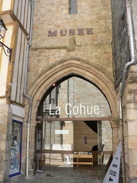 1_Musée des Beaux arts La Cohue Vannes
