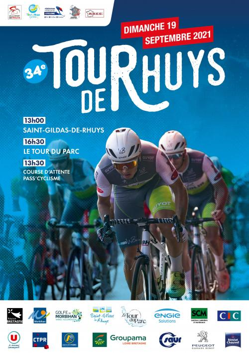 34eme Tour de Rhuys Cycliste