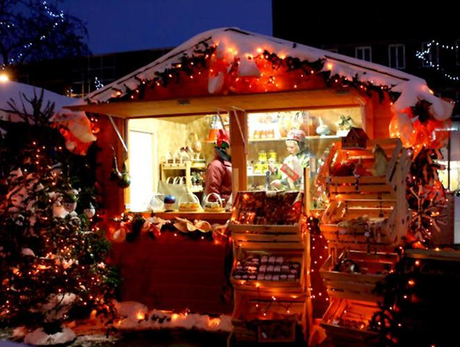 1_marché de Noël à Locmaria-Grand-Champ