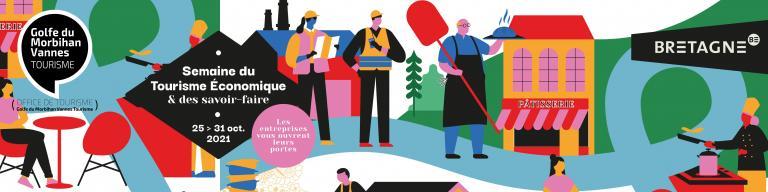 #1 1ère édition de la semaine du tourisme économique et des savoir-faire en Bretagne