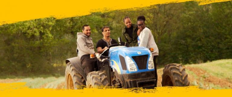 1_Projection du film documentaire « Douce France »