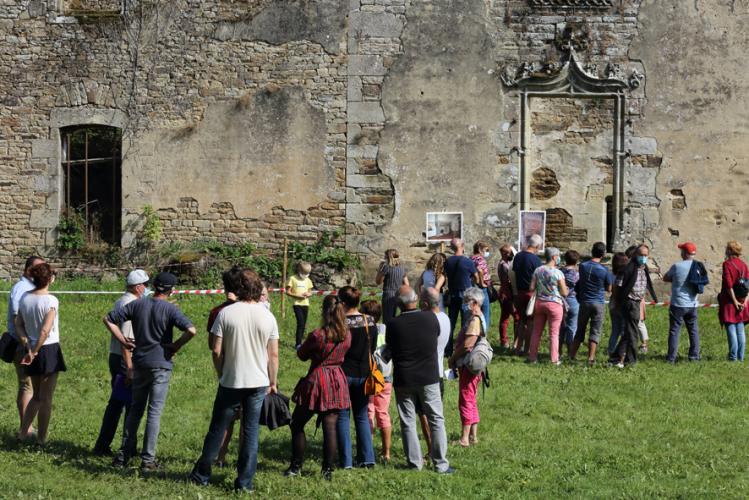 1_Journées européennes du patrimoine à Coëtcandec