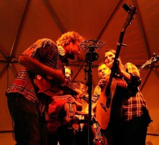 1_concert Horla et Jack Danielle's String Band