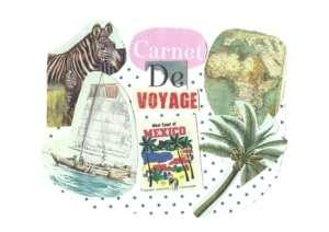 1_création d'un carnet de voyage