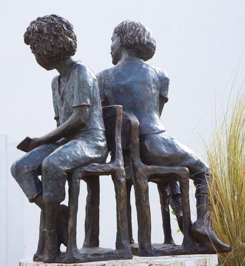 """Exposition """"la magie du bronze"""" par Thierry Le Youdec"""