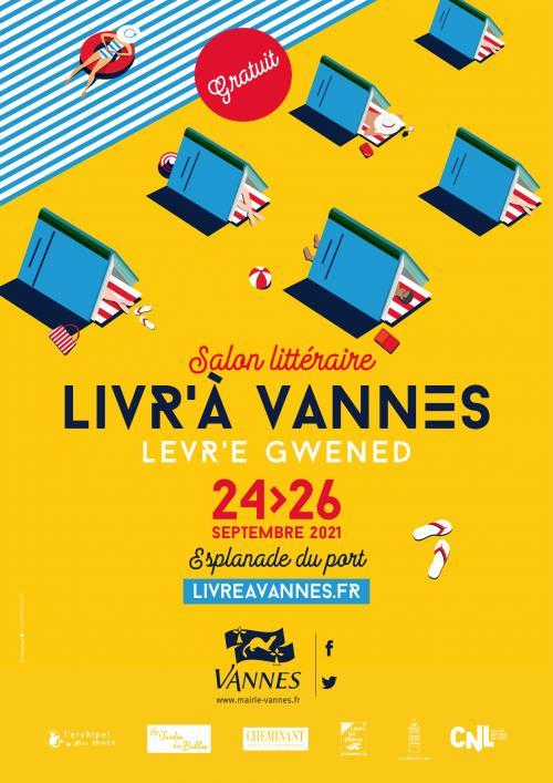Salon Littéraire Livr'à Vannes