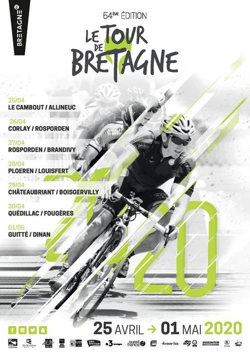 1_arrivée de la 3ème étape du tour de Bretagne
