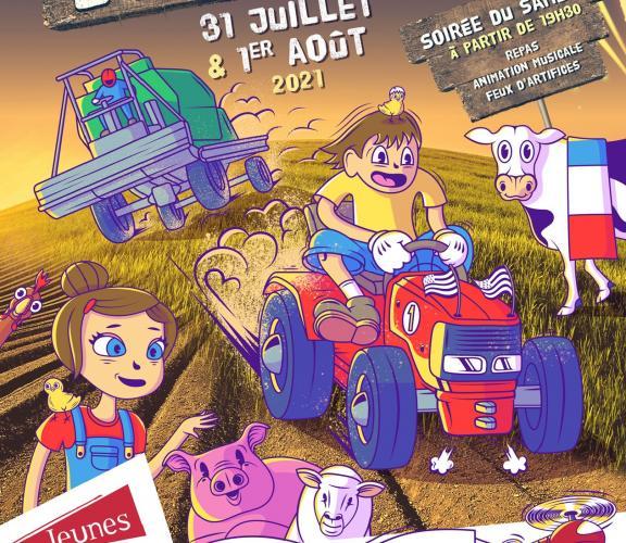 1_fête de l'agriculture