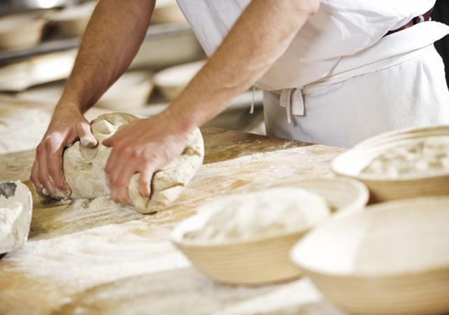1_fête du terroir fabrication du pain