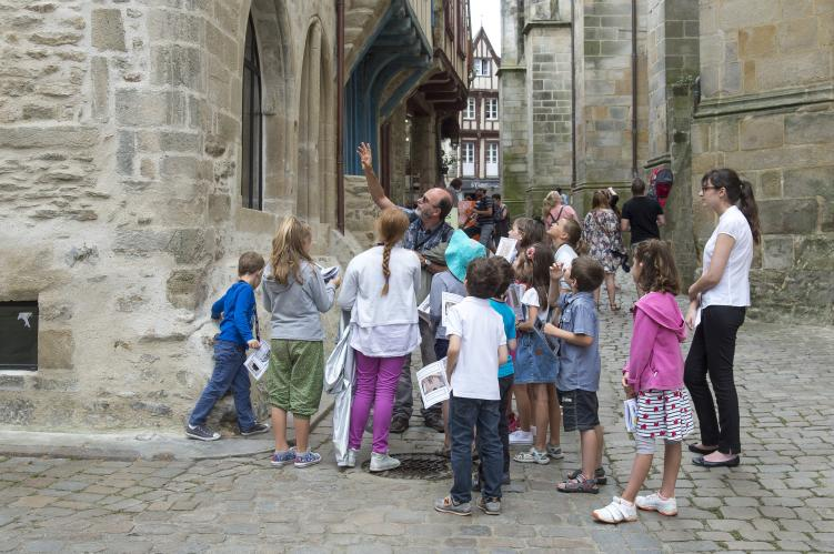 Petits découvreurs 7-12 ans musées Vannes