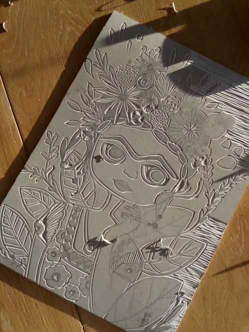La pepiterre Atelier gravure