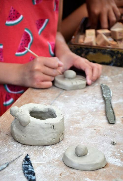 1_Atelier poterie