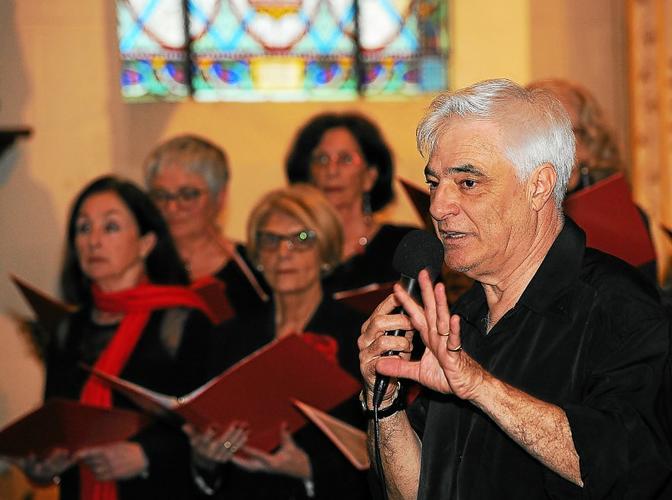 1_concert de la chorale le chant du large à Mangolerian