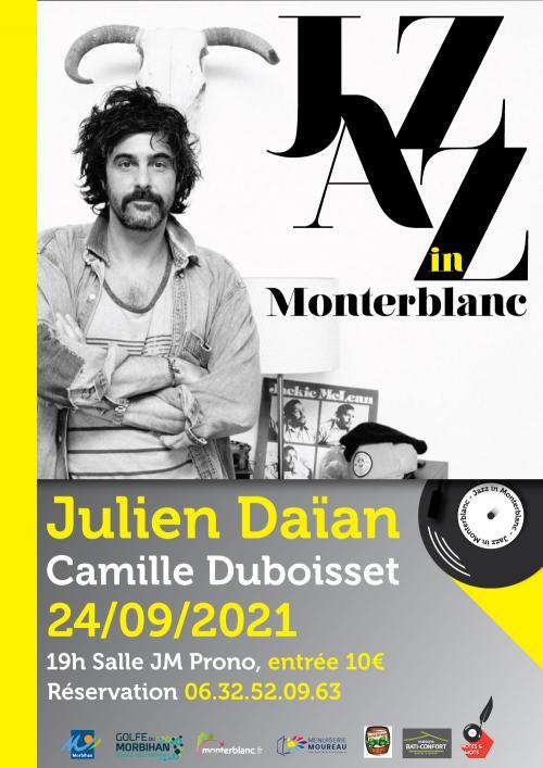 Jazz à Monterblanc
