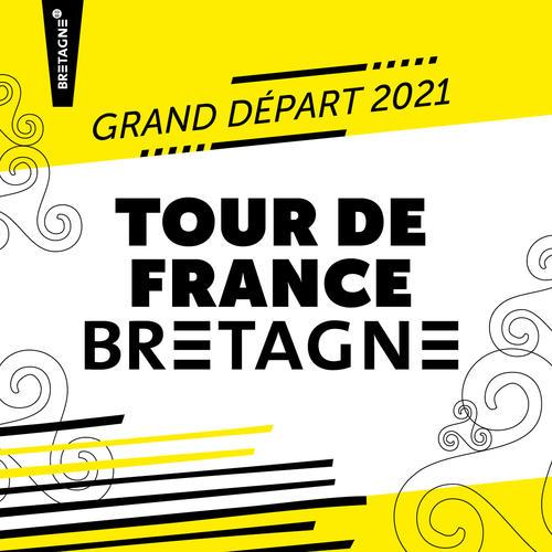 1_passage du tour de France dans les landes de Lanvaux