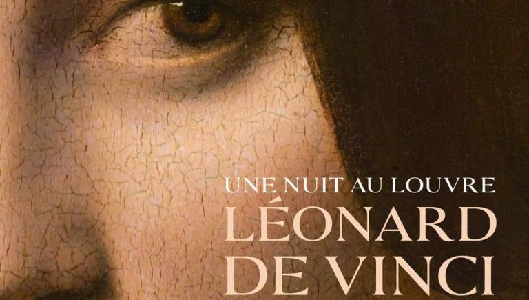 1_projection de film Une nuit au Louvre