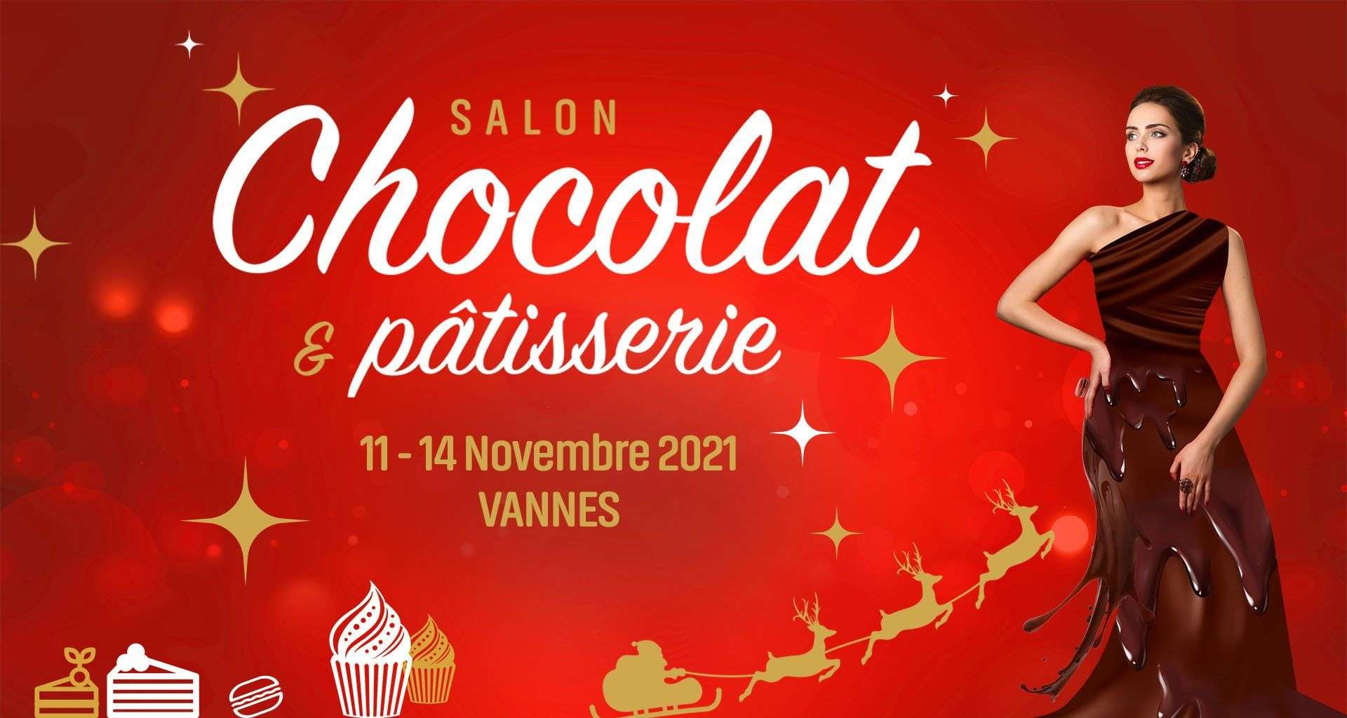 1_Salon Chocolat et Patisserie en Bretagne Vannes