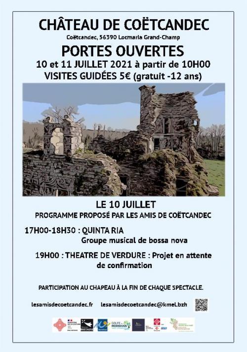 2_portes ouvertes au château de Coëtcandec
