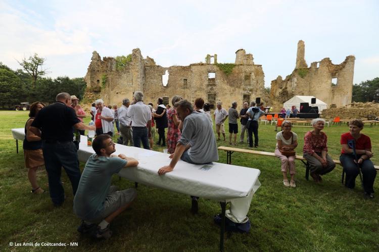 1_portes ouvertes au château de Coetcandec