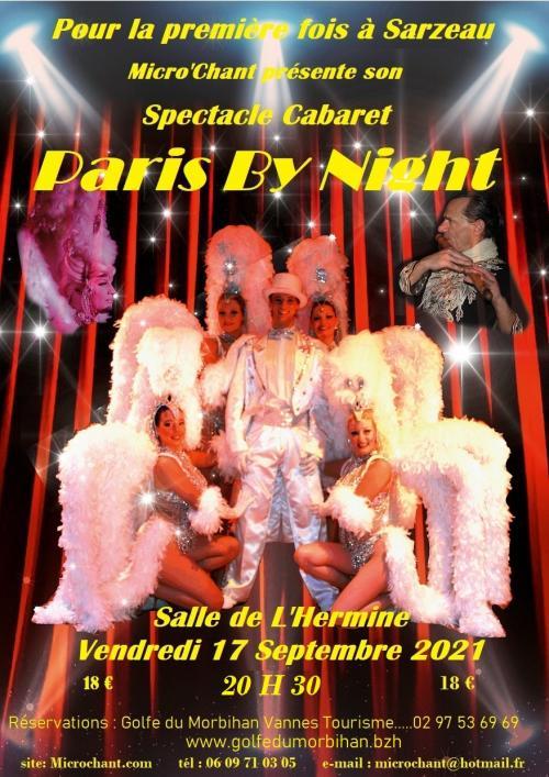 1_cabaret Paris By Night