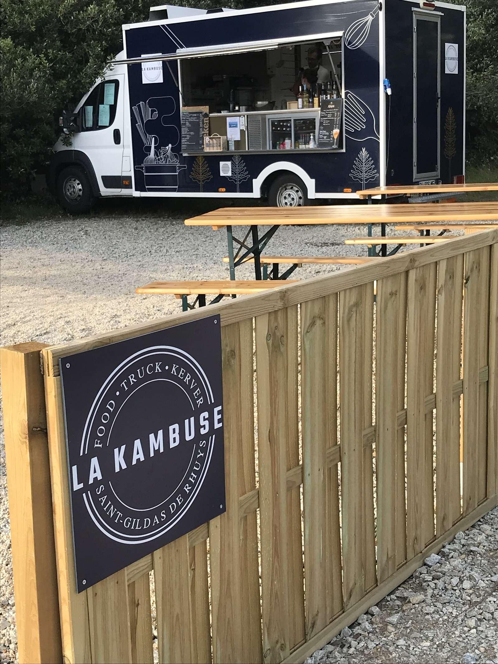 Food Truck La Kambuse