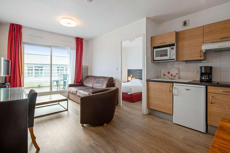 1_Appart'Hôtel Le Liberté Vannes Centre