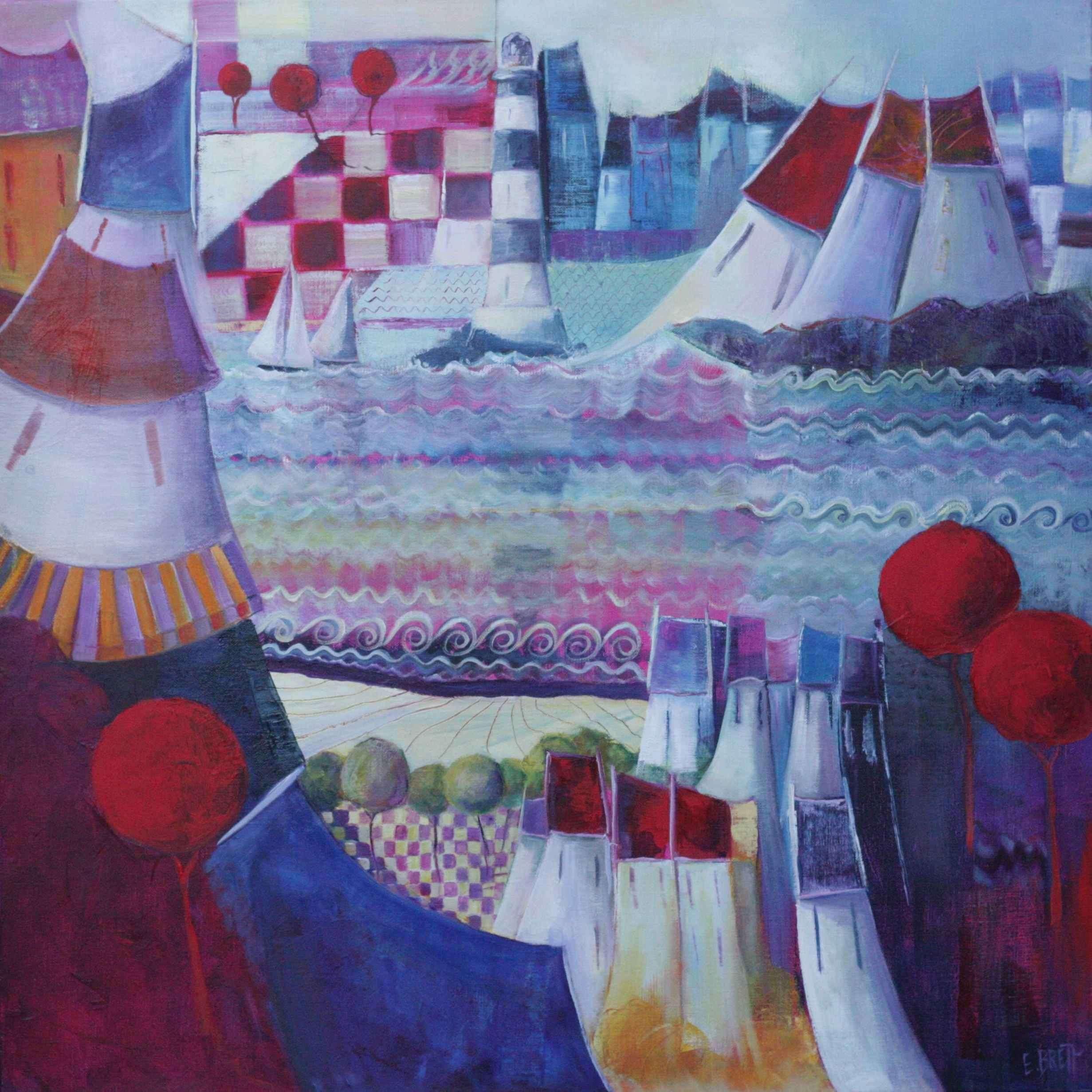 ondulations -E. Brett